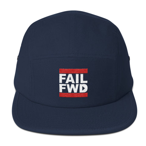 Image of FAIL FWD Five Panel Cap