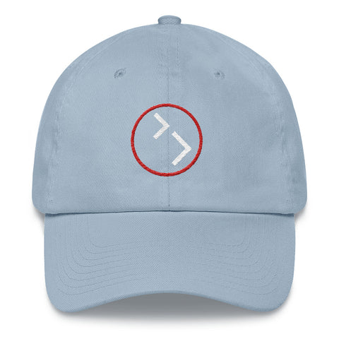 Image of Fail Forward Arrows - Dad hat