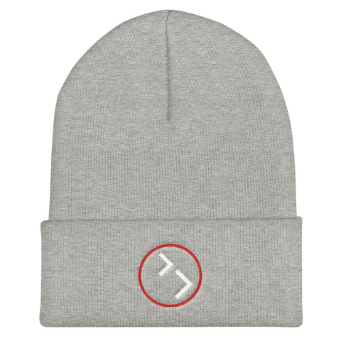 Image of Fail Forward Arrows-  Beanie