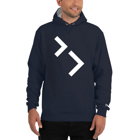 Champion x Fail Forward Arrow Hoodie