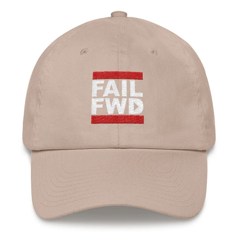 Image of FAIL FWD Dad hat