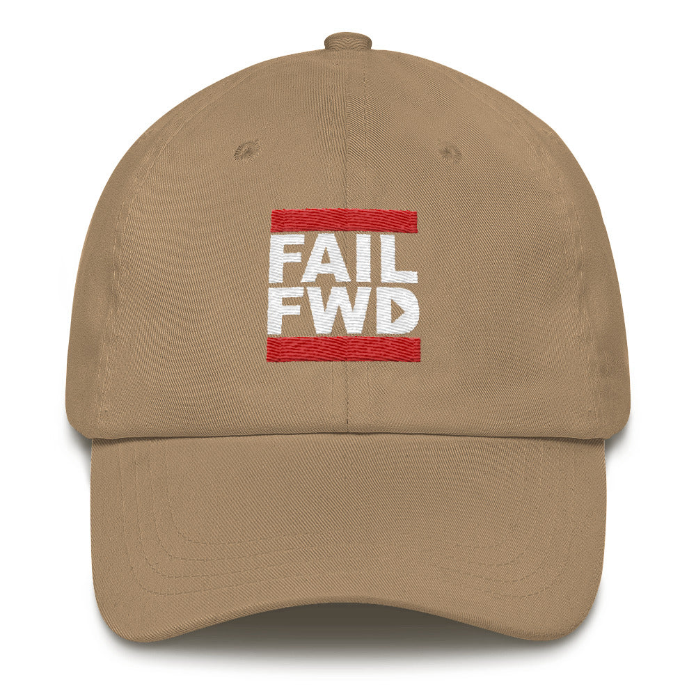 FAIL FWD Dad hat