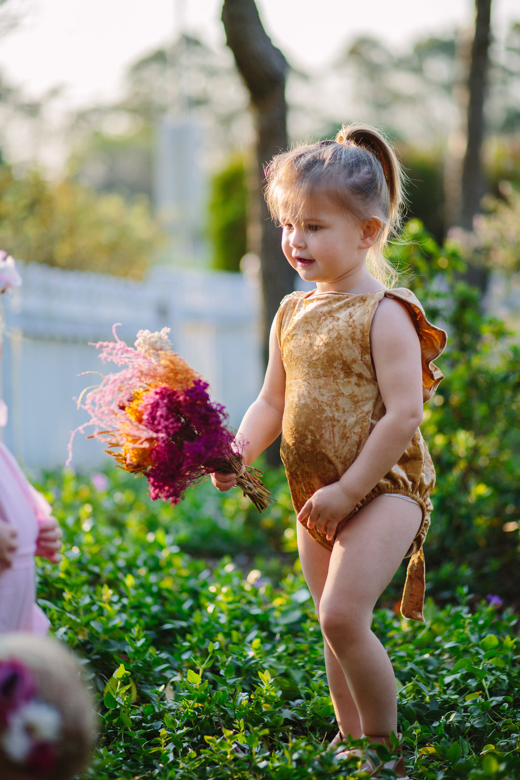 Magic Garden Pixie Romper