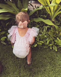 Hide and Seek Flutterby Romper