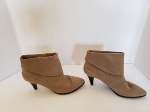 Sonoma Lana Taupe Ankle Boots