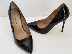 Madden Girl     Patent Stiletto Pumps