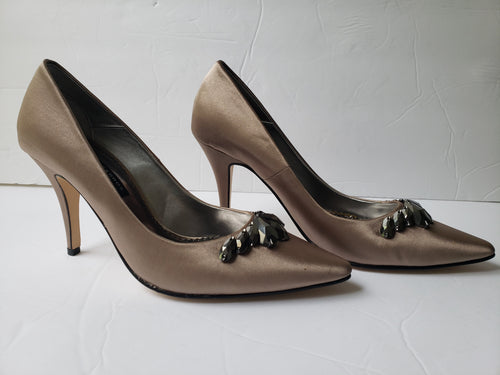 Caparros  Evening Pumps