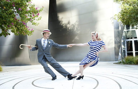 ilindy website with kevin and jo - online swing dance lessons