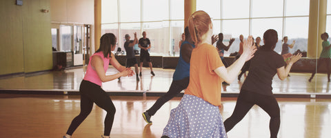 swing dancing is more fun than the gym, lindy hop workout, swing dance exercise