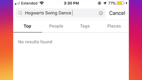 find swing dance events, lindy hop clubs, and jazz venues on instagram search
