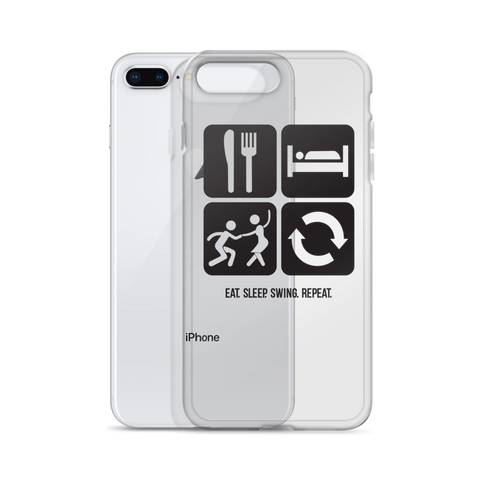 swing dance phone case and phone case for lindy hoppers jazz dance