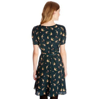 'Lil Swallow - Vintage Green Dress