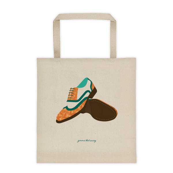 Gimme that Swing: Large Tote Bag