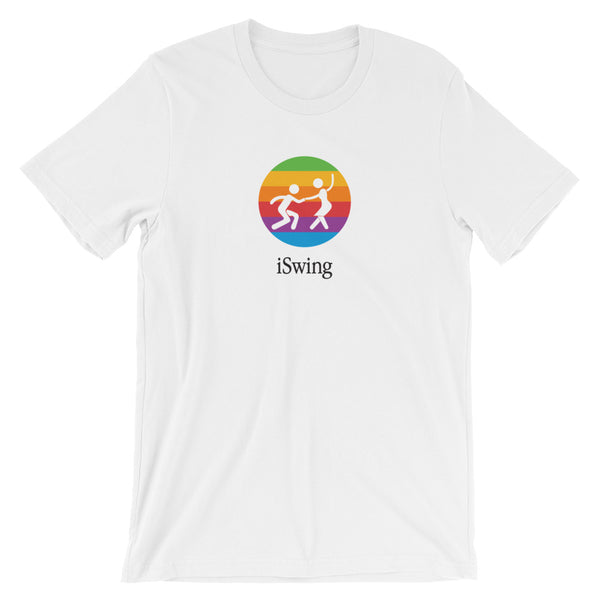 iSwing: Unisex T-Shirt