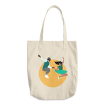 Jump, Jive, & Wail!: Cotton Tote Bag