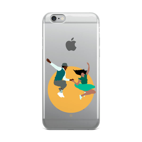 Jump, Jive, an' Wail!: iPhone Case
