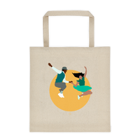 Jump, Jive, an' Wail!: Large Tote Bag
