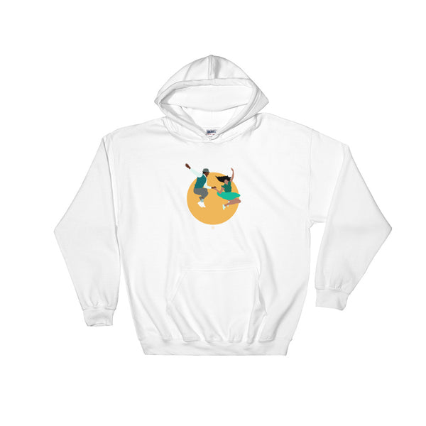 Jump, Jive, & Wail!: Hooded Sweatshirt