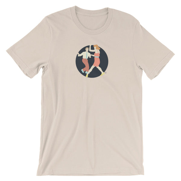 Lindy Hopper's Delight: Unisex T-Shirt