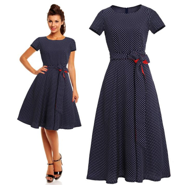 Polka Dots & Moonbeams - Dress