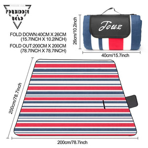 Outdoor & Picnic Fleece Blankets - Polly Tadpole