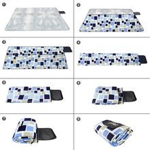 Load image into Gallery viewer, Outdoor & Picnic Fleece Blankets - Polly Tadpole