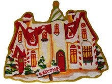 Load image into Gallery viewer, Northpole House Handmade Christmas Handmade Area Rug - Polly Tadpole