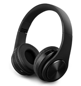 Best Wireless Headphones - Foldable Bluetooth Headphones