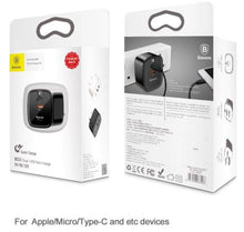 Load image into Gallery viewer, Quick Charge 3.0 Turbo USB Wall Charger for all Mobile & Tablet Devices