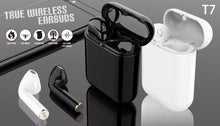 Load image into Gallery viewer, Airpod Alternatives - Black or White Wireless Earbuds