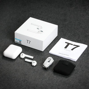 Airpod Alternatives Black or White (1st Generation)