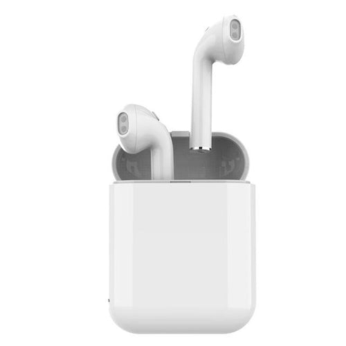 Airpod Alternatives - Black or White Wireless Earbuds