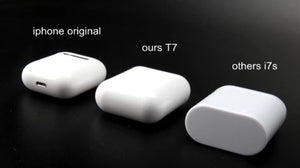Airpod Alternatives Black or White (2nd Generation)