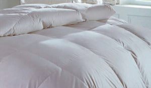 CASCADA PEAK WHITE DOWN COMFORTER