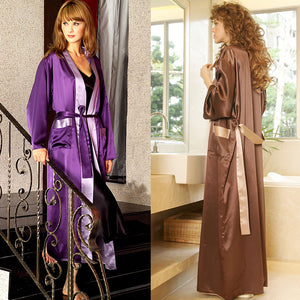KUMI LONG ROBE