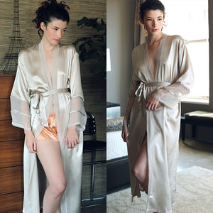 PARIS LONG ROBE