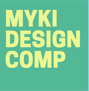 Myki Design Competition Logo