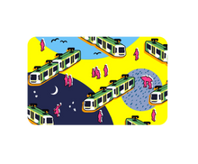 Happy Travels No Myki Logo