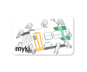 Our Metro With Myki Logo