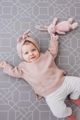 Earl Play mat. Grey Foam Play Mat