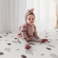 Run Forrest Grey Small- Bear Play mat
