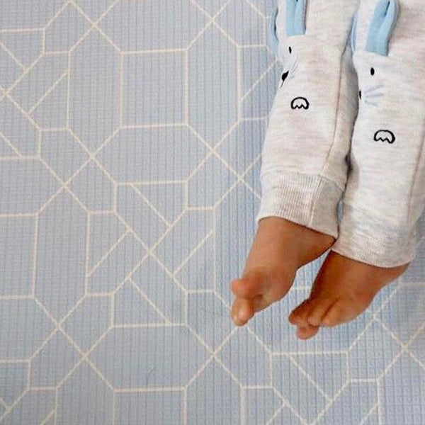Run Forrest Blue Play mat