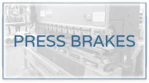 Used Fabrication Press Brakes For Sale