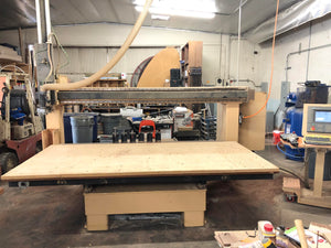 2001 Motionmaster 3 Axis CNC Router 5' x 10'