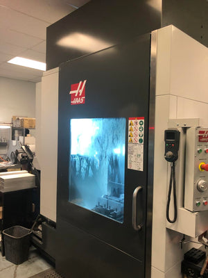 Haas UMC 750 VMC, 2019 - 15K spindle, low hours, WIPS, TSC
