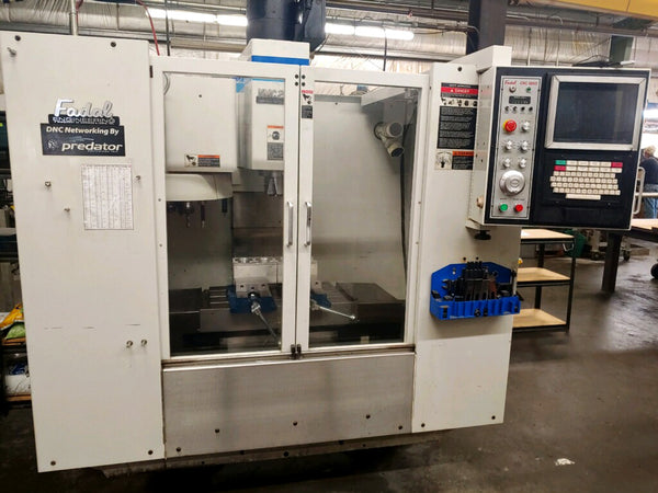 1998 Fadal VMC 2016L Vertical Machining Center
