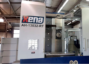 2017 XENA 5A 5- Axis CNC Horizontal Boring Mill 130mm 3.2M