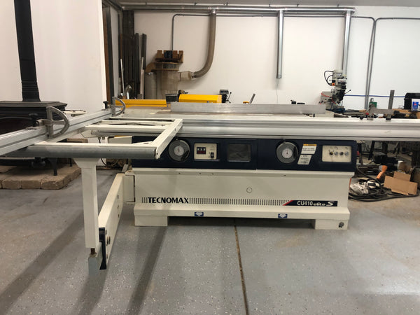 2006 Tecnomax Mini Max CU 4.10 Elite S Universal Combination Machine- Woodworking