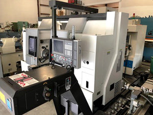 2013 OKUMA LB3000EX II MYW CNC Lathe Turning Center Milling Y axis, Sub spindle