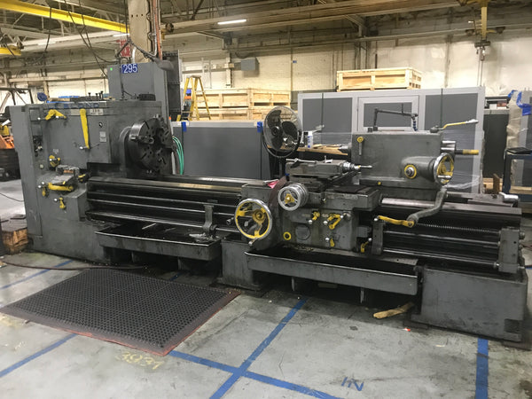 "Leblond 2516 Engine Lathe - 30"" x 108"""
